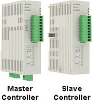 DIN Rail Temp/Process Controller -- Series SCD