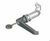 Handle & Wing Knob Quarter Turn Latch -- Standard Series