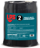 LPS 2 Heavy-Duty Brown Penetrating Lubricant - 5 gal Pail - 00205 -- 078827-00205