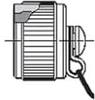 Modular Connectors / Ethernet Connectors -- RJFTVC7BZ