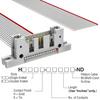 Rectangular Cable Assemblies -- H1WXH-1636G-ND -Image