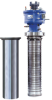 Vertical, Multistage Barrel Pull-out Pump -- RVM