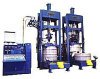 100 Ton Hot Press with Shuttle Bed -Image