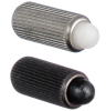 Knurled Press-Fit Plungers w/Delrin® Nose -- DPFPK51 - Image