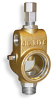 "Universal Sight Feed Valve, 1/2"" Female NPT Inlet, 3/4"" Male NPT Outlet, Tamperproof -- B2501-8 -Image"