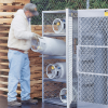 6 Cylinder Storage Locker - Horizontal -- CYL23002