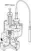 Pilot Operated Pressure / Temperature Control Valve with SG Iron Bodies -- DP27T