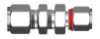 Superlok I-Fitting Compression Tube Fitting - SBHRUI Bulkhead Reducing Union - Image