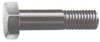 Metric Hex Head Cap Screw -Image