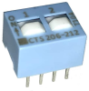 DIP Switches -- 206-212S-ND - Image