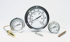 Vapor and Gas Actuated Thermometers -- VA and GA Series