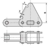 Agricultural Roller Chain Attachments - Image