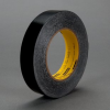 3M™ Squeak Reduction Tape 9324 Black, 1-1/2 in x 36 yd 6.5 mil, 6 per case -- 70006212099
