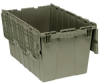 Heavy Duty Attached Top Tote Containers -- 53018