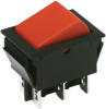 Double Pole Power Rocker Switches -- CN Series - Image