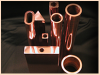 Specialty Copper Alloy Cadmium/Chrome Bearing Copper Chemistry -- PD-135