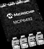 Op Amps -- MCP6492