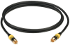 5-ft. (1.5-m) Video Cable, (1) RCA on Each End, Male/Male -- EJ513-0005-MM -- View Larger Image