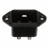 Power Entry Connectors - Inlets, Outlets, Modules -- 708-1346-ND -Image