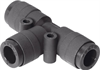 QST-V0-6 Push-in T connector -- 160533 -Image
