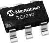 Positive Doubling Charge Pumps with Shutdown -- TC1240 - Image