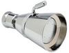 Temp-Gard Large Brass Shower Head W/ Volume Control -- Z7000-S5 -Image