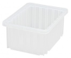 Bins & Systems - Clear-View Bins - Dividable Grid Containers - Containers - DG91050CL