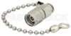 1 Watt RF Load with Chain Up to 50 GHz with 2.4mm Male Passivated Stainless Steel -- PE6179 -Image