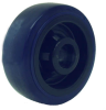 Urethane on Polypropylene Wheels