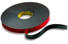 3M™ VHB™ Flame Retardant Tape 5958FR Black, 1 in x 36 yd 40.0 mil, 9 per case -- 70006414125 - Image