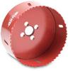 Hole Saw: bi-metal HSS, 3-3/4 inch (95mm) diameter -- 106095