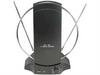 Indoor UHF/VHF/FM Antenna w/ Amplifier -- 204203