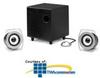 Grace Digital Audio-Intellitouch Lars and Ivan Speaker.. -- GDI-QQ21B
