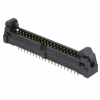 Rectangular Connectors - Headers, Male Pins -- SAM9283-ND