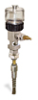 """(Formerly B1745-1X03), Manual Chain Lubricator, 1 oz Polycarbonate Reservoir, 1/4"""" Round Brush Stainless Steel -- B1745-001B1SR1W -- View Larger Image"""