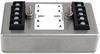 Indoor DIN Mount 3-Stage Lightning Surge Protector for RS-422 & RS-485 Lines -- HGLND-D2-05