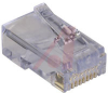 CONNECTOR,EZ-RJ45 MODULAR PLUG,CATEGORY6,FOR TWISTED PAIR CABLE -- 70000363