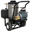 Portable Hot Elect. PressureWasher 1,500psi@2.0gpm 2hp 115V -- HF-2115-15G1