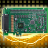 PCI Express Card with 12 Isolated Digital Inputs and 12 Isolated High-side FET Switch Outputs -- PCIe-IDIO-12
