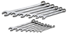 SK Tools SuperKrome¬ Fractional Combination Wrench Set -- 114730 - Image