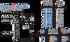 Swage Terminal Pin -- 3149-1-00-80-00-00-08-0