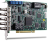 4-CH 10/12-Bit 20 MS/s Simultaneous-Sampling Analog Input Cards -- PCI-9812/9810