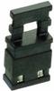 2 Pos. Female Jumper Socket, Handle Shunt, Black -- M7686-46 -- View Larger Image