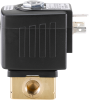 Plunger valve 2/2 way direct-acting -- 332757 -Image