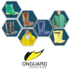 Onguard 86102 Black 10 Chemical-Resistant Boots - 16 in Height - Polyurethane/PVC Upper, Polyurethane/PVC Sole and Steel Toe Cap - 791079-10787 -- 791079-10787 - Image