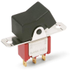 Miniature Rocker & Lever Handle Switches -- 7000 Series