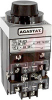 Relay;Electropneumatic;Timing;On Delay;4PDTCtrl-V 125DC;2-20 sec. -- 70132291