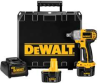 DEWALT 1/2 In. (13mm) 12V Cordless XRP Impact Wrench Kit -- Model# DC840KA