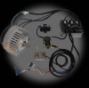 Mars Brushless PMAC DS Motor with 48V 450A Controller Kit -- EMS-PMACDSBL450