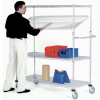 Quick Adjust Chrome Wire Shelf Truck -- T9H580560AB